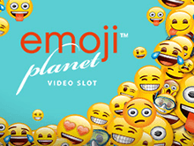Emoji Planet Video Slot – онлайн-автомат в казино